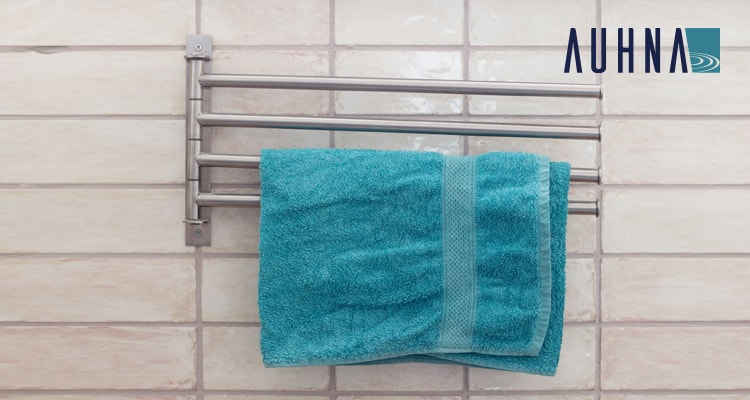 How to Organize Towels in Your Bathroom?