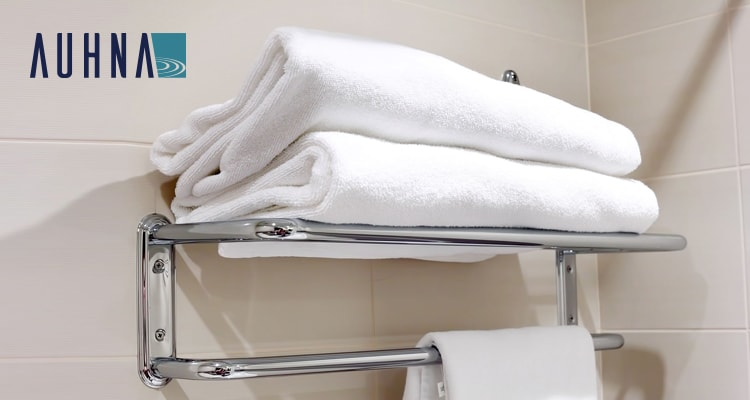 What you need to know about DIY bathroom towel holders?