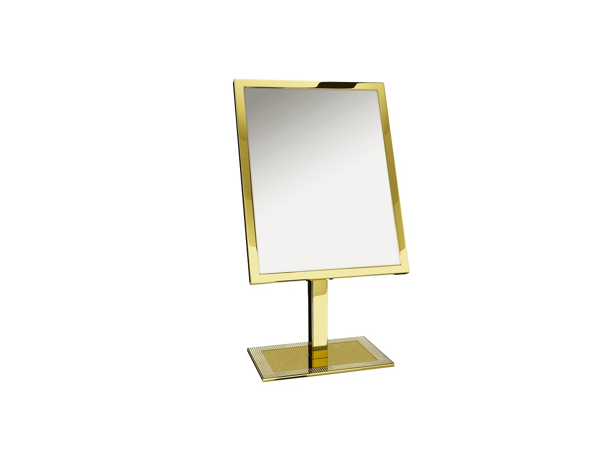 Magnifying Mirror Without Light